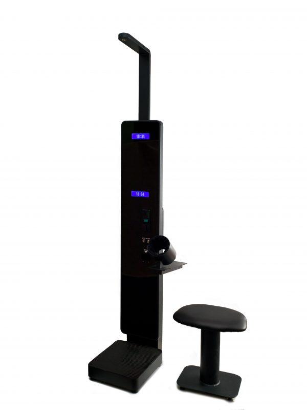 balança/tensiometro preto vifarma