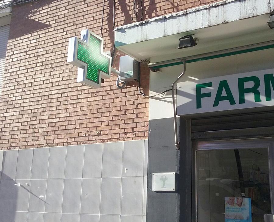 cruz para farmacia basica